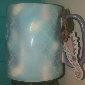 Dimpled Mermaid Coffee Mug